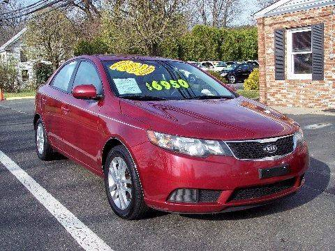 2012 Kia Forte for sale at Motor Pool Operations in Hainesport NJ