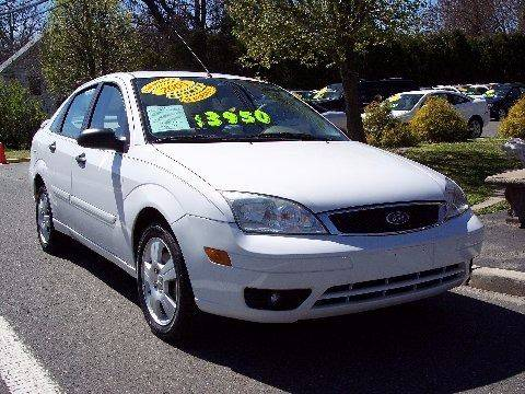 2005 Ford Focus for sale at Motor Pool Operations in Hainesport NJ