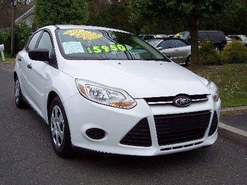 2013 Ford Focus for sale at Motor Pool Operations in Hainesport NJ
