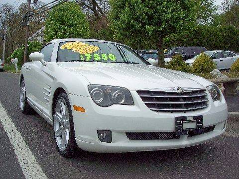 2004 Chrysler Crossfire for sale at Motor Pool Operations in Hainesport NJ