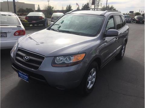 2007 Hyundai Santa Fe for sale in Folsom, CA
