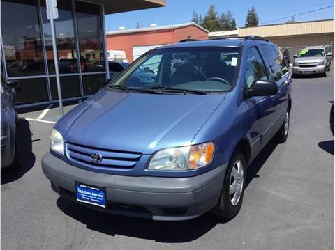 2003 Toyota Sienna for sale in Folsom, CA