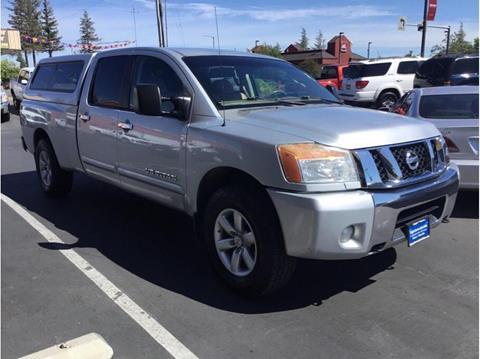 2008 Nissan Titan for sale in Folsom, CA