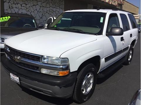 2005 Chevrolet Tahoe for sale in Folsom, CA