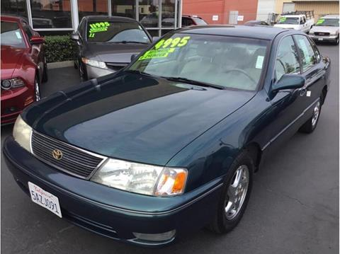 1998 Toyota Avalon for sale in Folsom, CA