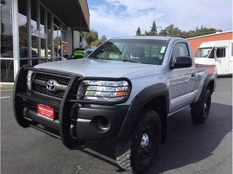 2011 Toyota Tacoma for sale in Folsom, CA