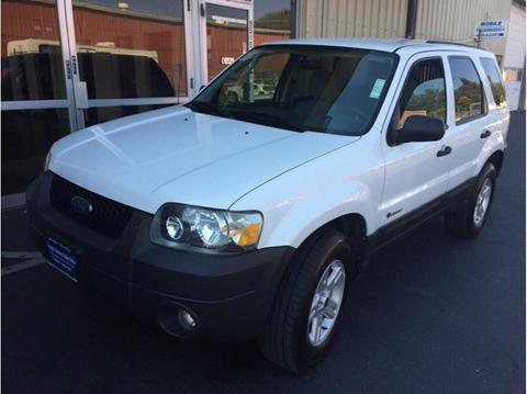 2006 Ford Escape Hybrid for sale in Folsom, CA