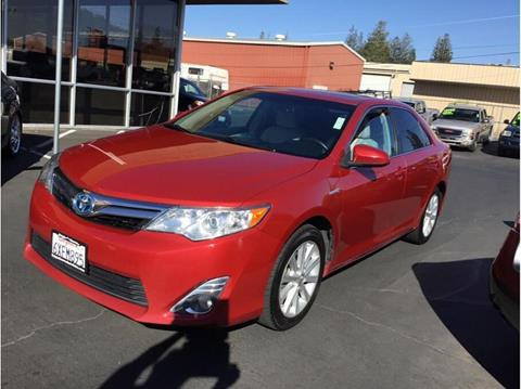 2012 Toyota Camry Hybrid for sale in Folsom, CA