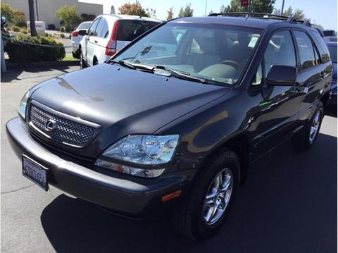 2002 Lexus RX 300 for sale in Folsom, CA