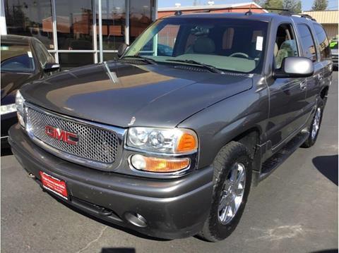 2005 GMC Yukon for sale in Folsom, CA