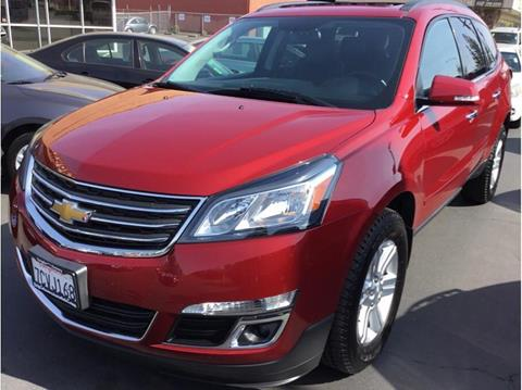 2013 Chevrolet Traverse for sale in Folsom, CA