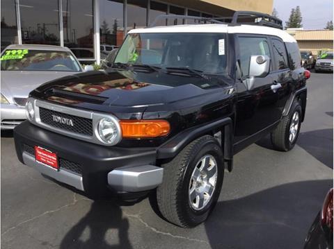 2008 Toyota FJ Cruiser for sale in Folsom, CA