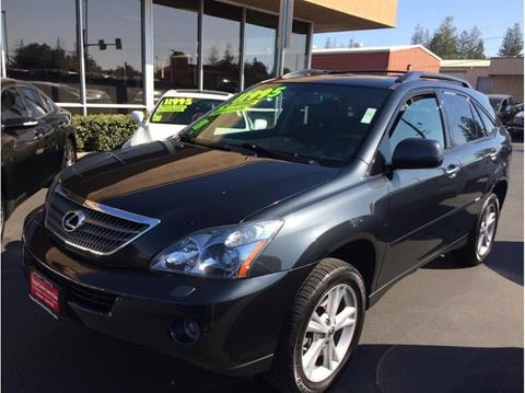 2008 Lexus RX 400h for sale in Folsom, CA
