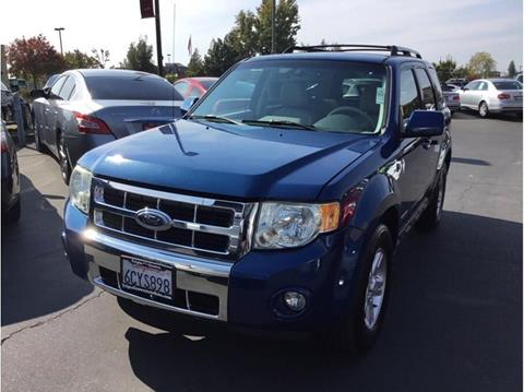 2008 Ford Escape Hybrid for sale in Folsom, CA