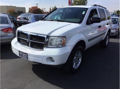 2007 Dodge Durango for sale in Folsom, CA