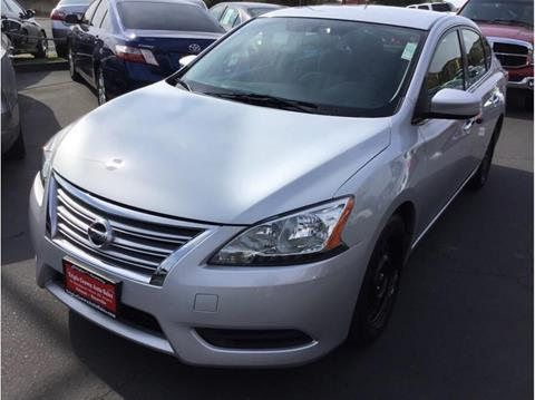 2013 Nissan Sentra for sale in Folsom, CA