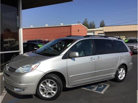 2004 Toyota Sienna for sale in Folsom, CA