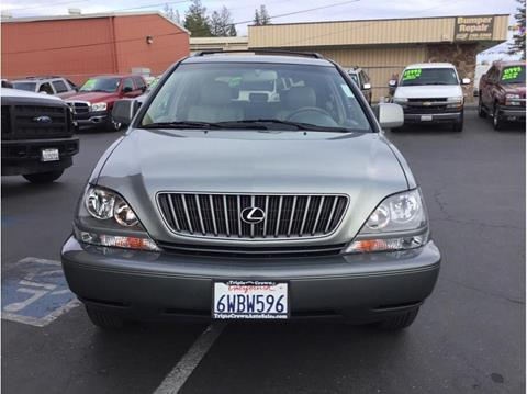 2000 Lexus RX 300 for sale in Folsom, CA