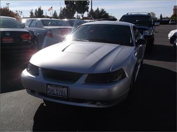 2004 Ford Mustang for sale in Folsom, CA