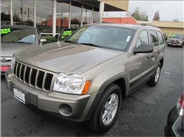 2006 Jeep Grand Cherokee for sale in Folsom, CA