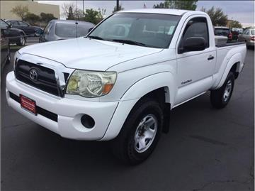 2005 Toyota Tacoma for sale in Folsom, CA
