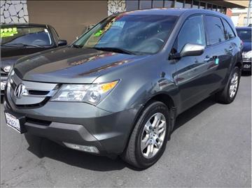 2008 Acura MDX for sale in Folsom, CA