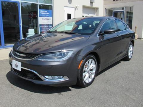 2015 Chrysler 200 for sale in Meriden, CT