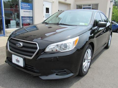 2016 Subaru Legacy for sale in Meriden, CT