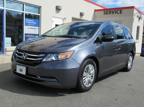 2016 Honda Odyssey for sale in Meriden, CT