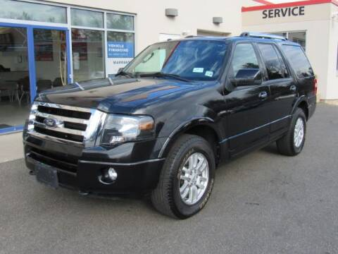 2014 Ford Expedition Limited for sale at STAR AUTO SALES in Meriden CT