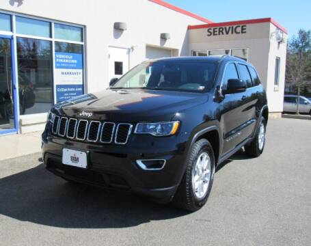 2018 Jeep Grand Cherokee for sale at STAR AUTO SALES in Meriden CT