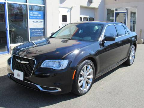 2016 Chrysler 300 Limited for sale at STAR AUTO SALES in Meriden CT