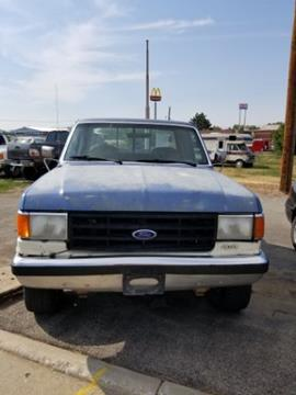 1991 Ford F-250 for sale in Sheridan, WY