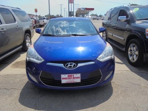 2012 Hyundai Veloster for sale in Sheridan, WY