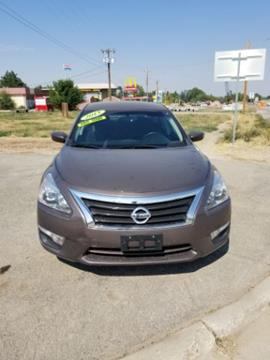 2013 Nissan Altima for sale in Sheridan, WY