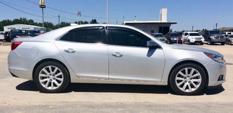 2015 Chevrolet Malibu for sale in Sheridan, WY