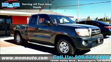 2009 Toyota Tacoma for sale in Bloomington, CA