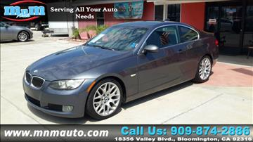 2008 BMW 3 Series for sale in Bloomington, CA