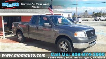 2008 Ford F-150 for sale in Bloomington, CA