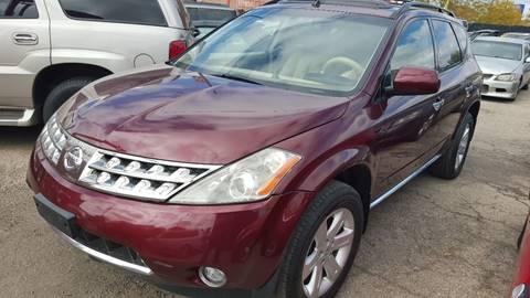 2007 Nissan Murano for sale at JIREH AUTO SALES in Chicago IL