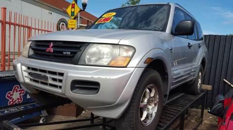 2001 Mitsubishi Montero for sale in Chicago, IL