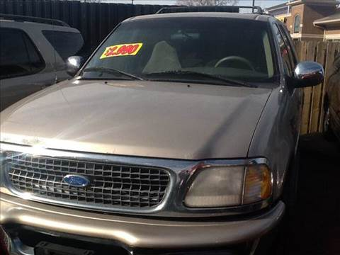 1997 Ford Expedition for sale at JIREH AUTO SALES in Chicago IL