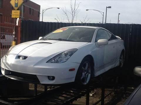 2000 Toyota Celica for sale at JIREH AUTO SALES in Chicago IL
