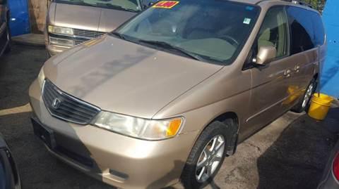2001 Honda Odyssey for sale in Chicago, IL