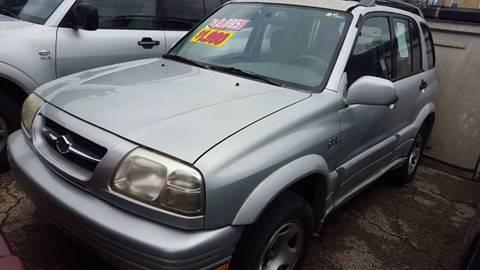 1999 Suzuki Grand Vitara for sale at JIREH AUTO SALES in Chicago IL