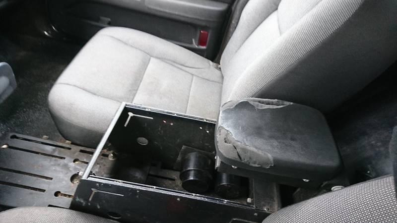 2011 Ford Crown Victoria Police Interceptor Pursuit 4dr Sedan (3.55 Axle) - Elmwood Park IL
