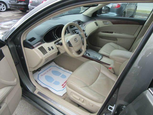 2012 Toyota Avalon Limited 4dr Sedan - Troy NY