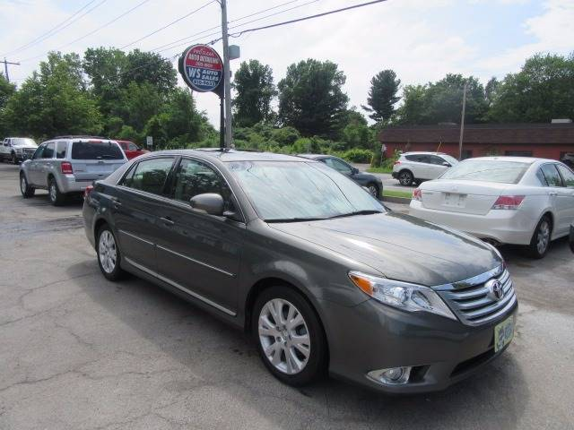 2012 Toyota Avalon Limited 4dr Sedan - Troy NY