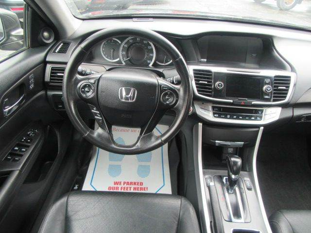 2013 Honda Accord EX-L 4dr Sedan - Troy NY