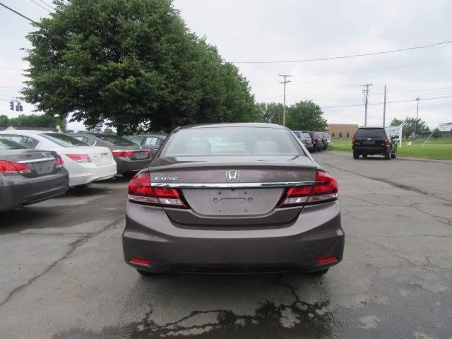 2014 Honda Civic LX 4dr Sedan CVT - Troy NY